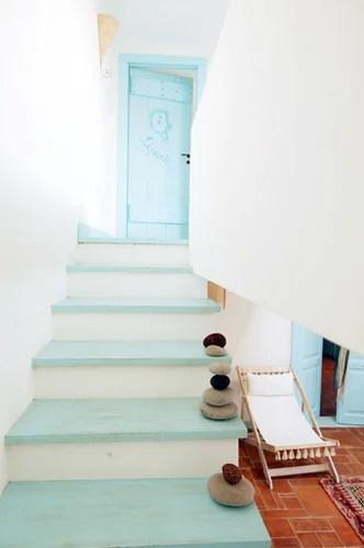средиземноморский стиль дачный интерьер