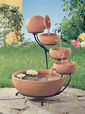 идеи для дачи декор глиняная посуда