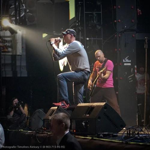 Фоторепортаж, Концерт Бумбокс, Фотограф Тимофеев Алексей, фотография DM-09-10-10 22-03-33-1