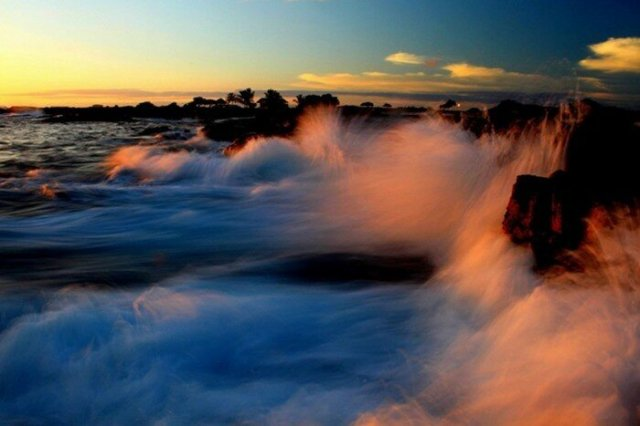 Кавика Сингсон. Как сделать отличную фотографию вулканической лавы