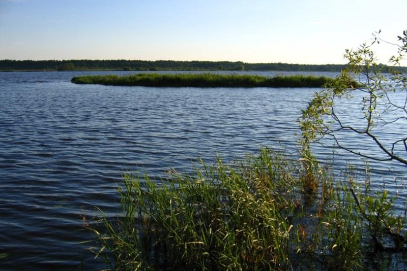 Остров, Иваньковское водохранилище