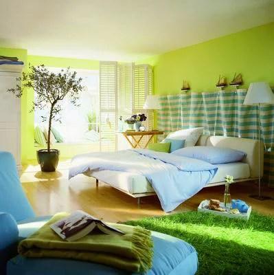 зеленые идеи для интерьера и экстерьера