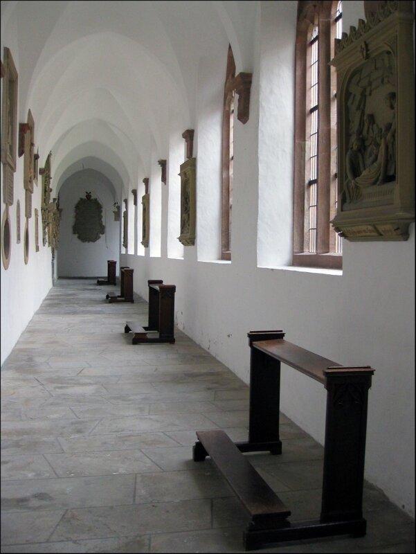 Кафедральный собор Падерборна, внутреннее убранство