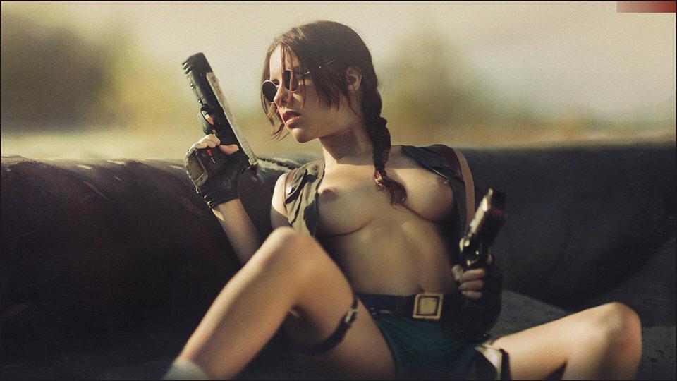 Эротические картинки героев компьютерных игр — pic 6