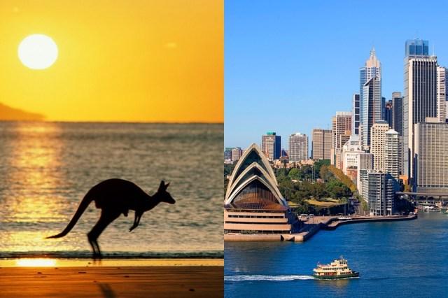 Красивый дом в Австралии и «ракетный» стол