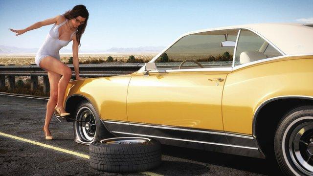 Старые шины будут основой для аккумуляторов