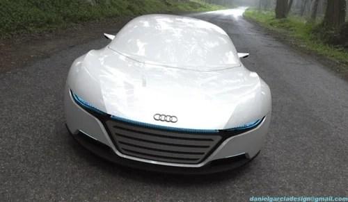 Концепт Audi A9