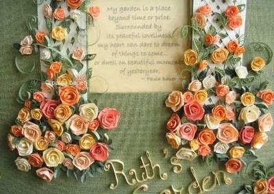 Розы Паули Бауэр