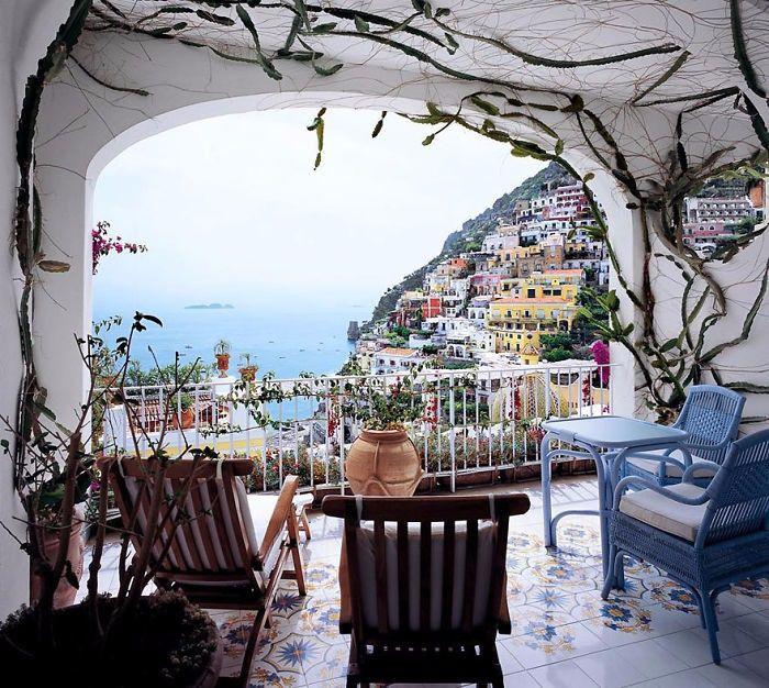 Балконы, террасы и веранды: интересные и красивые идеи