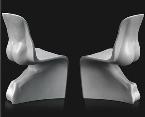 Эволюция мебели. Стулья