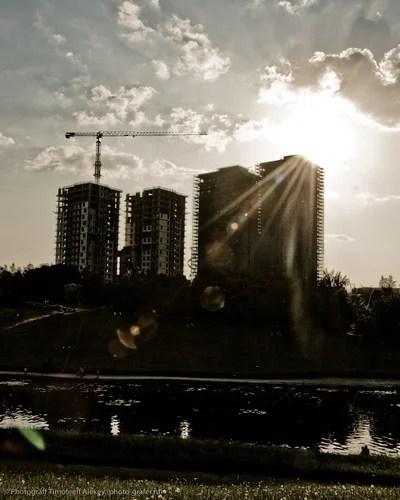 олимпийская деревня, москва, городские зарисовки, лето, солнце, прогулки, вечернее солнце, теплый вечер, фотограф, фотография, детский, семейный, свадебный, тимофеев алексей
