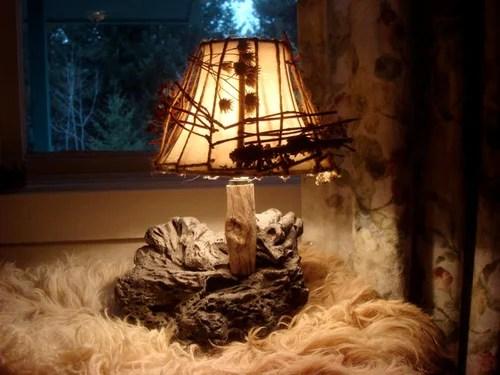 хендмейд лампы своими руками природный дизайн