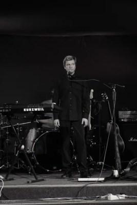 """Рэпетыцыя праекта Лявона Вольскага """"Белая яблыня грому"""""""