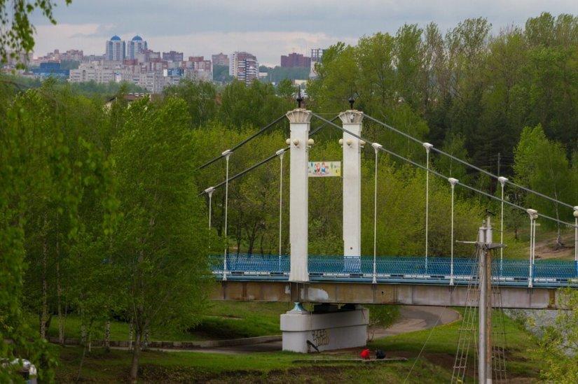 Мост к Даманскому острову, Ярославль