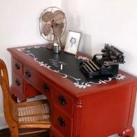 Роспись мебели своими руками - теория и фото примеры