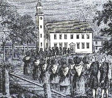 пуританская церковь