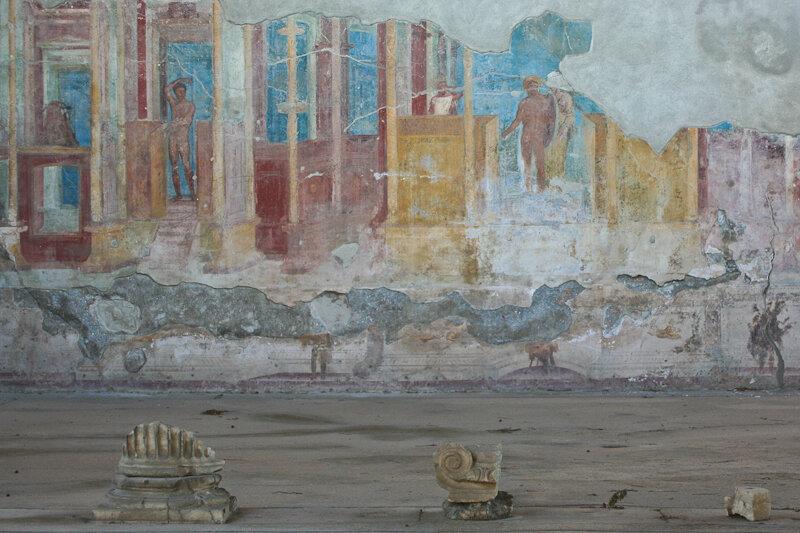 darbas iš namų pompeii