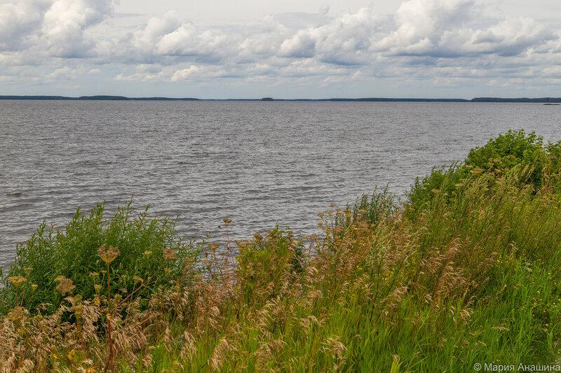 Иваньковское водохранилище в Дубне