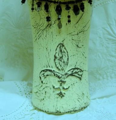 декор вазы мастер-класс