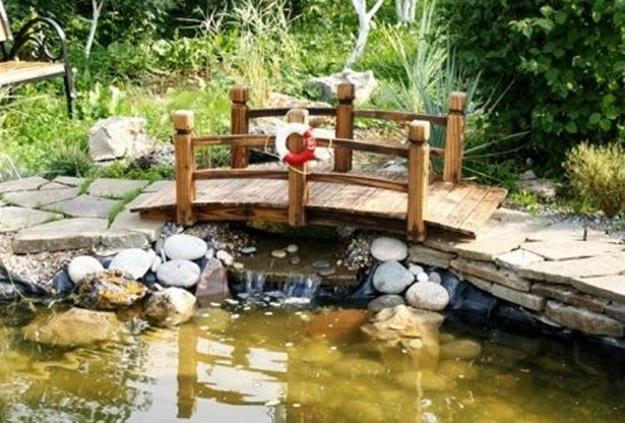 Водные объекты в ландшафтном дизайне