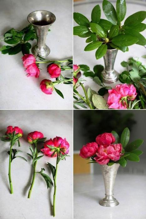 Практичные советы, чтобы цветы стояли дольше