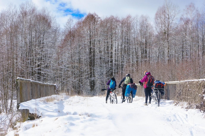 2х дневный велопоход по самым красивым Беларуским местам : Новогрудская возвышенность, Налибокская пуща и Нёманские берега.