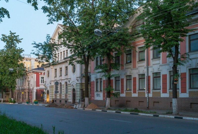 Малая Покровская улица, Нижний Новгород