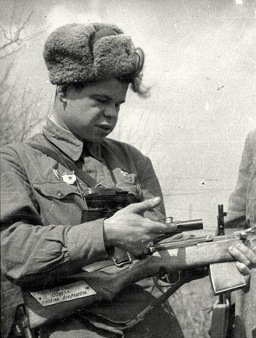 Николай Ильин— самый результативный советский снайпер Второй мировой войны