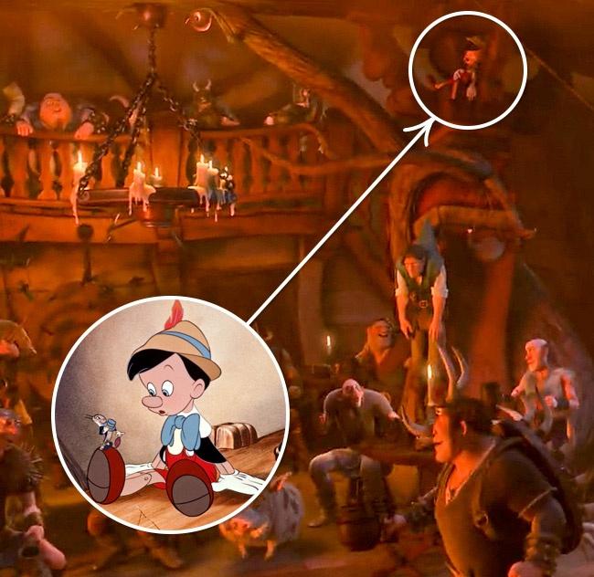 «Рапунцель: Запутанная история» / «Пиноккио».