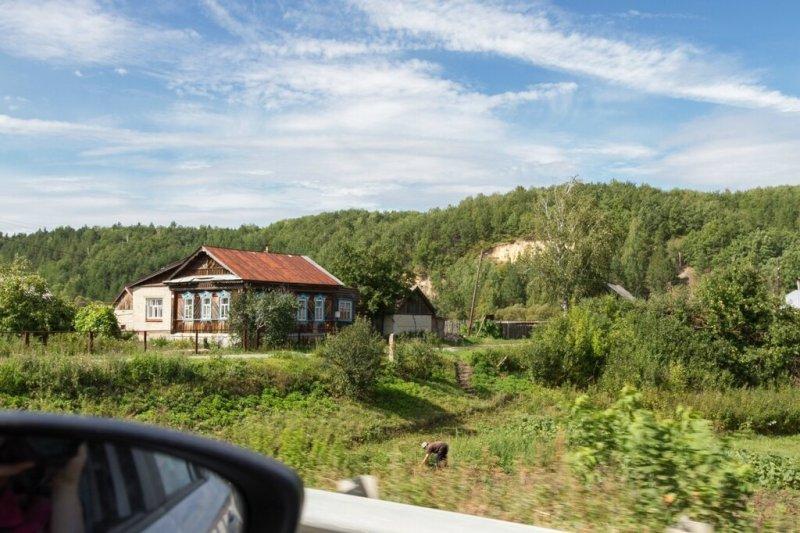 Деревня, Ульяновская область