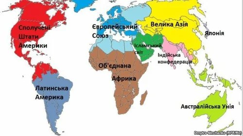 Redrawing the Map of the Russian Federation After World War III ...