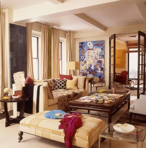 Photo a drawing room interior