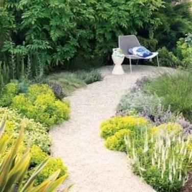 дорожка в саду фото
