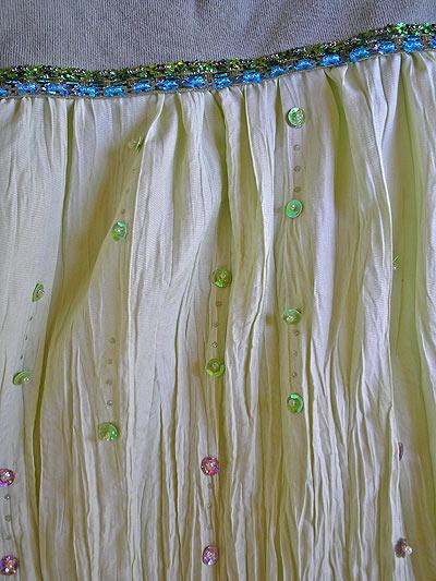 вышивка бисером и пайетками