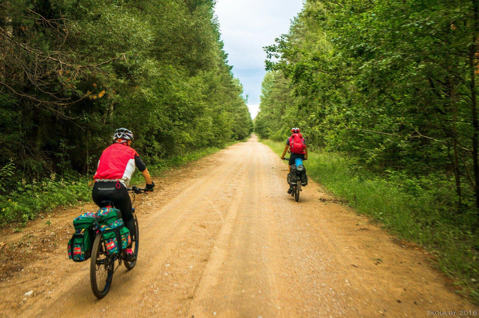 Дорога на Борейковщину