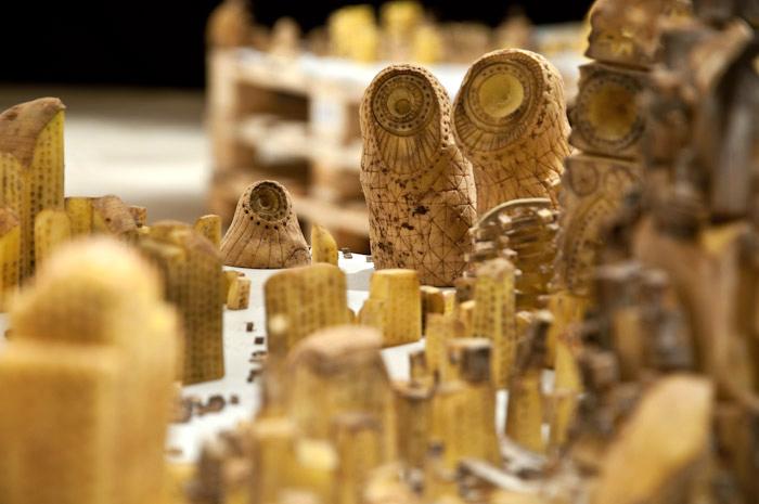 Архитектурные пейзажи Питера Рута / Peter Root