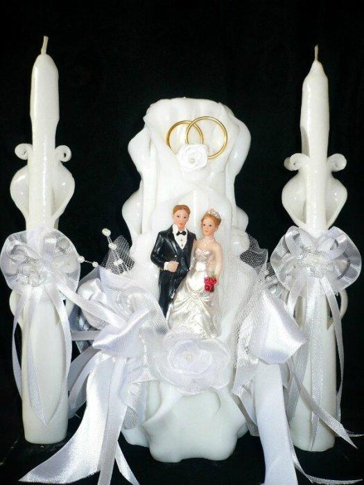 Свадебные Свечи в Хабаровске