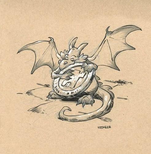 Брайан Кесингер. Сломать стереотипы о Драконах.