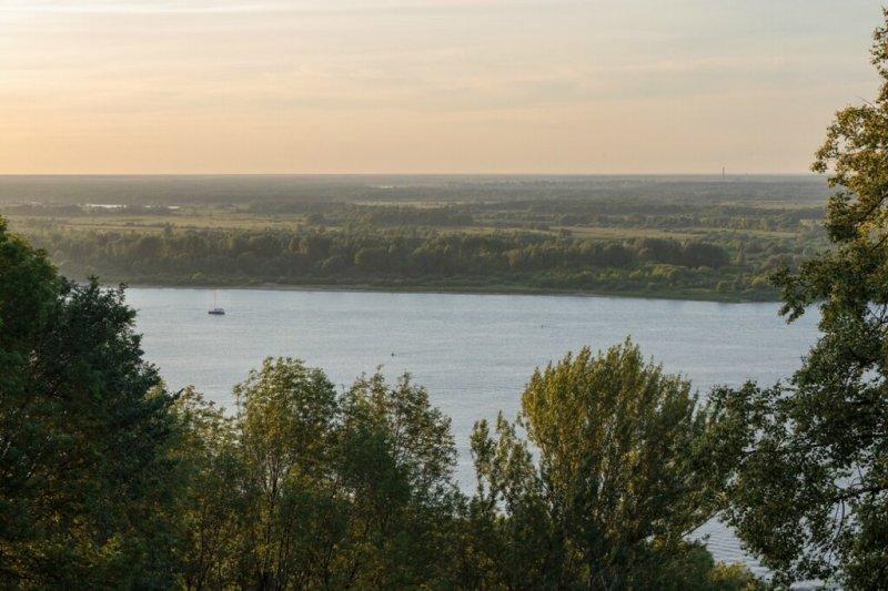 Волга и заволжские дали, Нижний Новгород