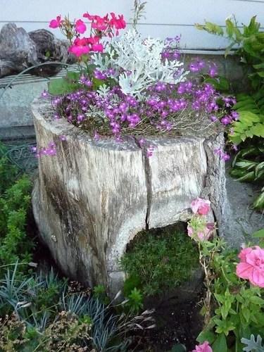 садовый декор своими руками