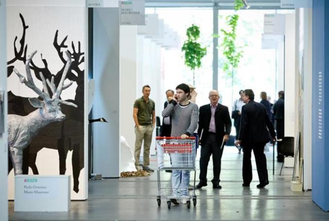 Венская ярмарка современного искусства