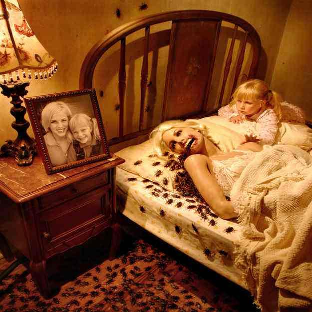Детские кошмары! Вы не сможете уснуть после просмотра этих фотографий