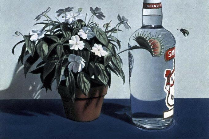 Водка Смирнофф (серия фотографий)