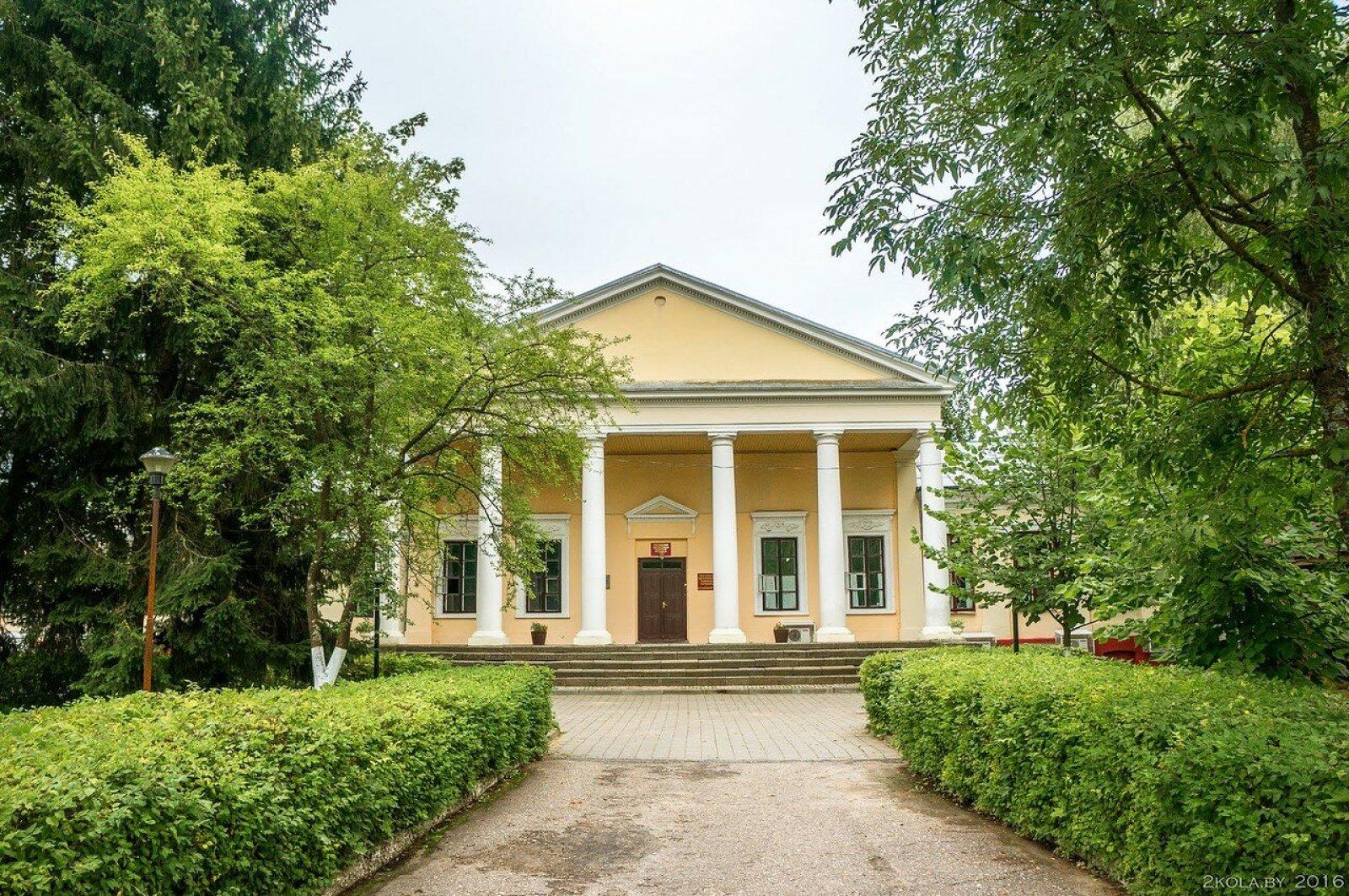 Дворец Тизенгаузера в Поставах