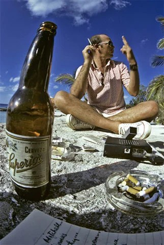 Хантер Стоктон Томпсон / Hunter Stockton Thompson. Великий  совратитель Америки.