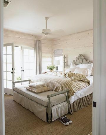 красивый интерьер спальни