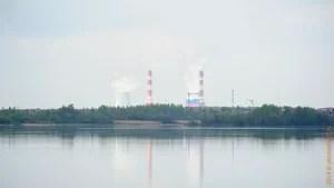 весна, вода, город, красота, лес, май, небо, парк, пейзаж, прогулка, россия, санкт-петербург, лахтинский разлив, природа