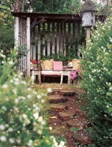 красивые садовые дорожки