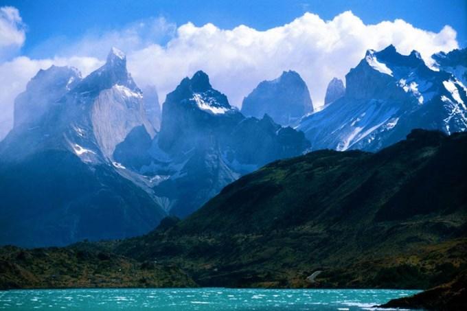 Нереально красивые фантастические пейзажи Земли