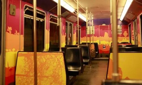 Прогулка по амстердамскому метрополитену